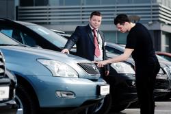 Продажа через специализированный автосалон