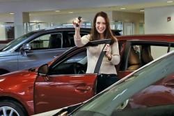 Приобретение автомобиля взаем