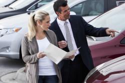 Выбор автомобиля для кредита