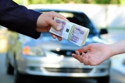 Продажа автокредита