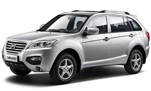 Автомобиль LIFAN X60
