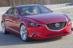 Mazda 6 третьего поколения