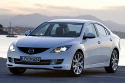 Mazda 6 второго поколения