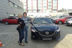 Покупка Mazda 6