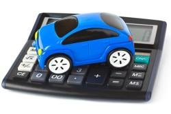 Расчет стоимости автомобиля в кредит
