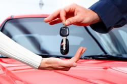Получение автомобиля в кредит