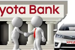 Получения кредита в Тойота Банке