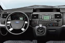 Салон грузовика Ford Transit