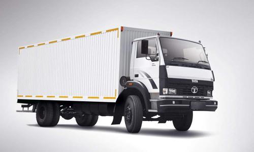 Поддержанный грузовой автомобиль