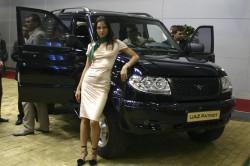 Покупка УАЗ Патриот в кредит