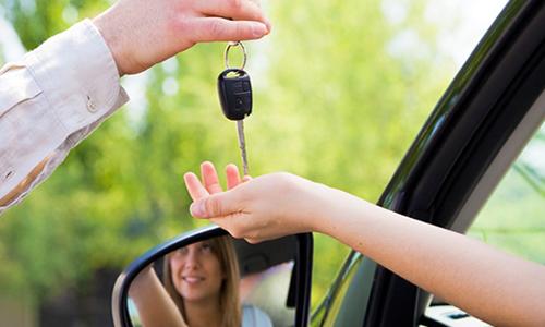 Покупка машины в рассрочку