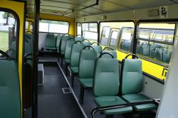 Салон автобуса Богдан
