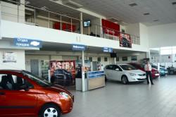 Автосалон OPEL