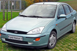 Первое поколение Форд Фокус