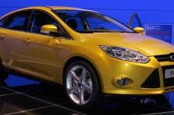 Второе поколение Форд Фокус