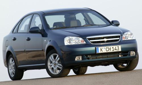 Chevrolet Lacetti в кредит