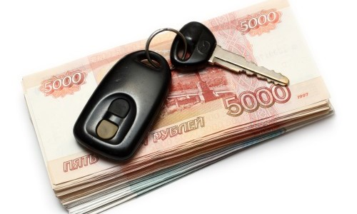 Продажа кредитной машины