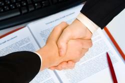 Заключение договора о предоставлении кредита
