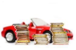 Стоимость автомобиля в кредит