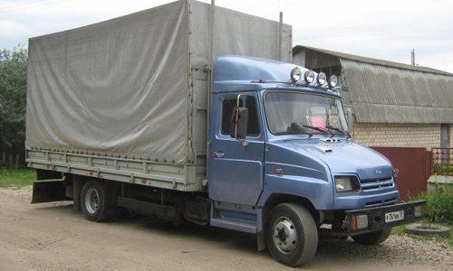 Приобретение грузовой машины ЗИЛ