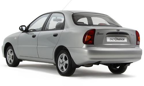 Автомобиль ЗАЗ Шанс