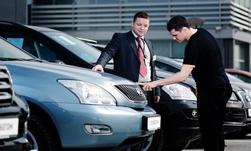 Покупка б/у автомобиля в кредит