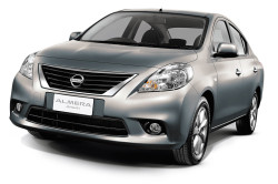 Автомобиль Nissan Almera