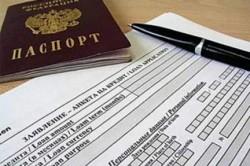 Документы на автокредитование