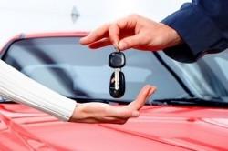 Приобретение автомобиля  Geely Emgrand в кредит