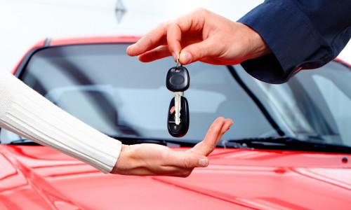 Приобретение автомобиля по автокредиту