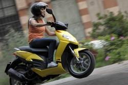 Скутер - это свобода и скорость