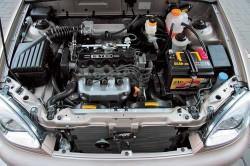 Двигатель Lanos