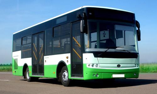 Городской автобус Богдан