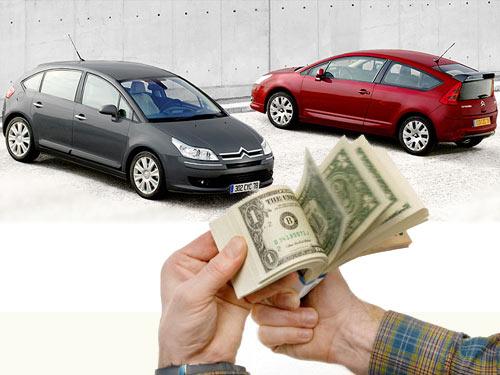 Классический кредит на авто
