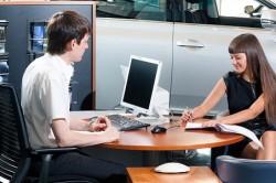 Оформление кредита на покупку авто