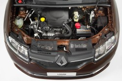 Двигатель Рено Логан 2014