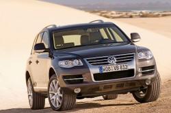 Volkswagen Touareg в кредит