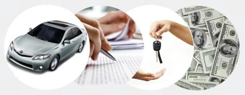 Выбор автомобиля и оформление документов