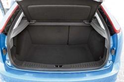 Вместительный багажник Форд Фокус