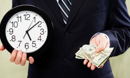 Экономия времени при заполнении заявки онлайн