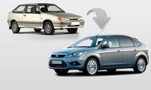 Обмен кредитного автомобиля на новый в кредит