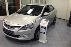 Покупка Hyundai Solaris в кредит