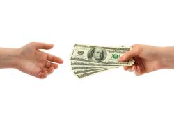 Оплата аванса по кредиту