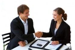 Подача всех необходимых документов для юридических лиц